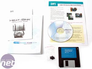 DFI LANParty LT X48-T2R DFI's LANParty LT X48-T2R