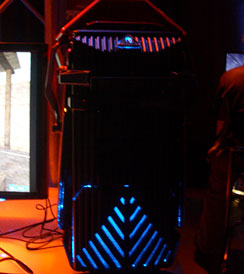 First Look: Acer Aspire Predator Gaming PC Getting Up Close