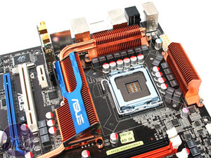 First Look: Asus P5Q3 & Maximus II Formula First Look: Asus P5Q3 Deluxe WiFi-AP @n