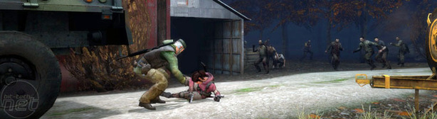 Left4Dead Hands-on Preview