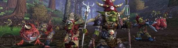 Warhammer Online Interview: Josh Drescher Warhammer Online: Age of Reckoning Interview