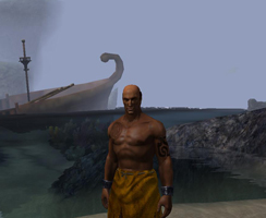 Age of Conan: Hyborian Adventures Age of Graphics
