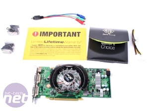 BFG Tech 8800 GT OCX & 9600 GT OCX BFG Tech GeForce 8800 GT OCX and 9600 GT OCX