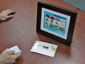 Computex 2008: Pre-show products Asus Xonar D1 and an Abit... photo frame?!