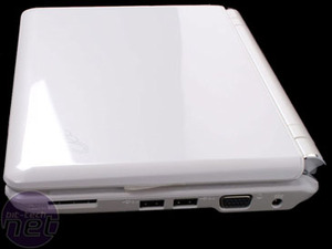 Asus Eee PC 901 First Impressions Software and Games