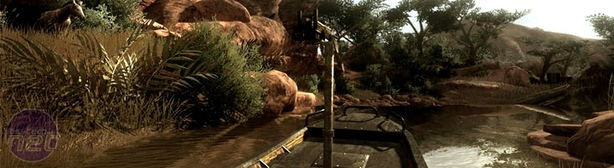 Far Cry 2 Hands-on Preview A Whole New World