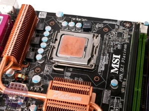 Heatsink testing overview