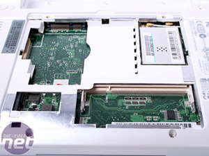 Splitting the Atom: Inside the Eee PC 901 Splitting the Atom - a look inside the 901