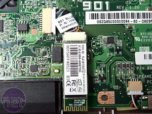 Splitting the Atom: Inside the Eee PC 901 Using a hammer is tempting at this point