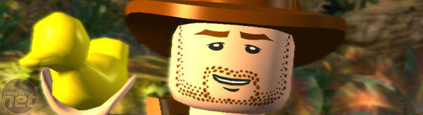 Lego Indiana Jones: The Original Adventures You give me the whip...