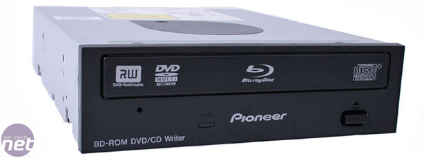 Pioneer BDC-SO2BK Blu-ray Drive