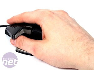 Saitek Cyborg Gaming Mouse Come with me if you want to frag!