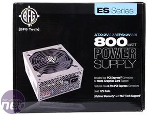 BFG ES Series 800W PSU