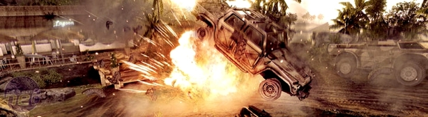 Crysis: Warhead Hands-on Preview Crysis: Warhead Hands-on Preview - Impressions