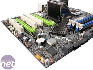 EVGA nForce 750i SLI FTW EVGA nForce 750i SLI FTW