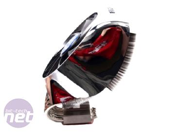 Gigabyte G-Power 2 Pro Cooler The Heatsink