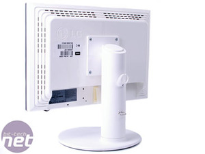 LG Flatron L206WU with DisplayLink LG Flatron L206WU