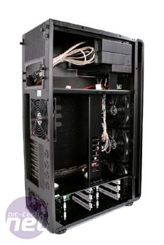 Lian Li Tyr PC-X2000 Interior