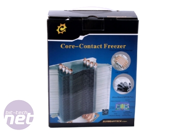 Sunbeamtech Core-Contact Freezer Introduction
