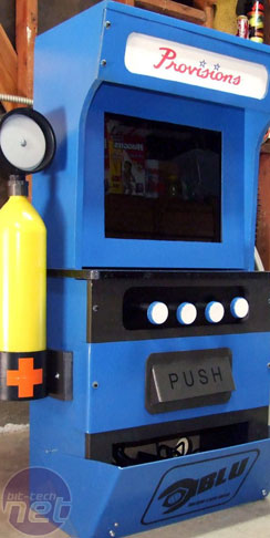 Team Fortress 2 Dispenser Mod The Team Fortress 2 Sentry and Dispenser Mod