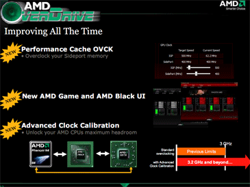 First Look: AMD 790GX IGP and SB750 Introduction