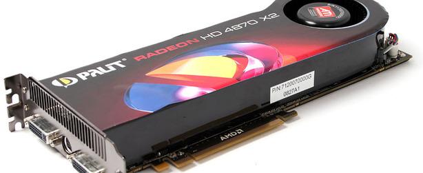 AMD ATI Radeon HD 4870 X2
