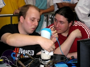 Advanced Overclocking Championships 2008 Fail to plan, plan to fail