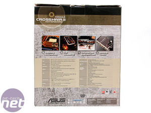 Asus CrossHair II Formula and Hybrid SLI Asus CrossHair II Formula