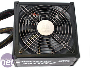 Cooler Master Silent Pro 700W Oooo its Rubberised