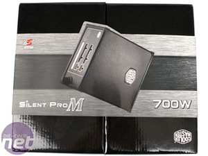 Cooler Master Silent Pro 700W