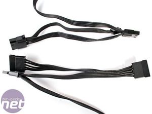 Cooler Master Silent Pro 700W Cables and Connectors