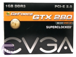 EVGA GeForce GTX 280 Superclocked