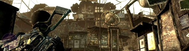 Fallout 3 Interview: Pete Hines Fallout 3 Interview: Sequels and Player types