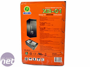 First Look: Lian Li XB01 - Xbox 360 Case Lian Li XB01 - Unboxing