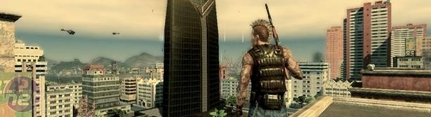 Mercenaries 2: World In Flames Preview Mercenaries 2: World In Flames Preview - Gameplay