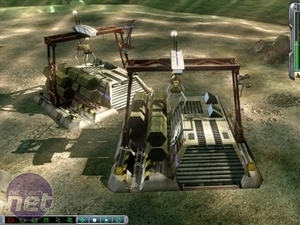Mod of the Month - August 2008 C&C GDI War Factory by milotic858