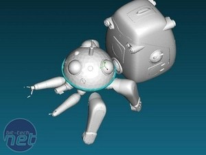 Mod of the Month - August 2008 Tachikoma by dimtek