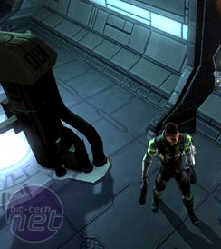 Space Siege Space Siege - Graphics