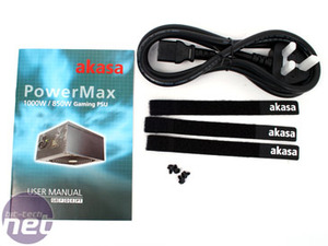 Akasa PowerMax 1000W Gaming PSU