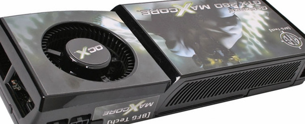 BFG Tech GeForce GTX 260 OCX Maxcore