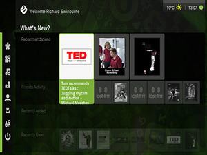 First Look: Boxee - The Social Media Centre Getting to grips with Ubuntu and Installation