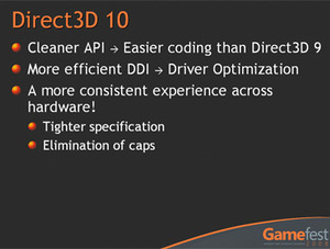 DirectX 11: A look at what's coming