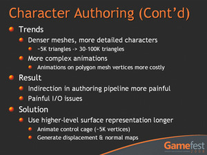 DirectX 11: A look at what's coming Tessellation - 1
