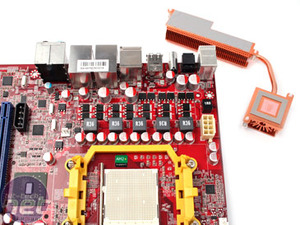 Foxconn DigitaLife A79A-S Board Layout