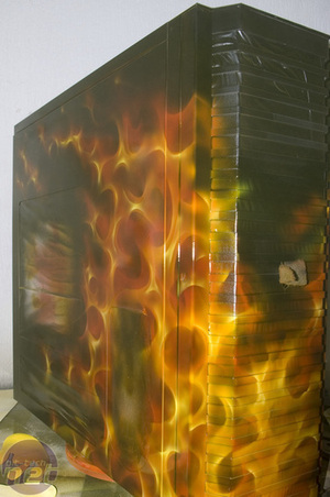 Mod of the Month - September 2008 Airbrushed Beast by R B Customs