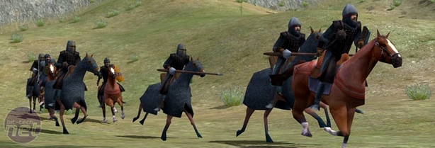 Mount and Blade Mount and Blade - Gameplay