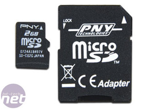 On Our Desk - 13 On Our Desk - PNY 2GB MicroSD