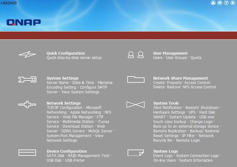 QNAP TS-409 Pro Turbo NAS | bit-tech net