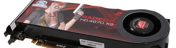 Sapphire ATI Radeon HD 4870 X2 Testing