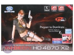 Sapphire ATI Radeon HD 4870 X2